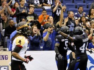 Barnstormers vs Talons 2013 Photo: KENS. (click photo to view original source.)