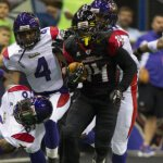 AFL: APR 11 Orlando Predators at New Orleans Voodoo