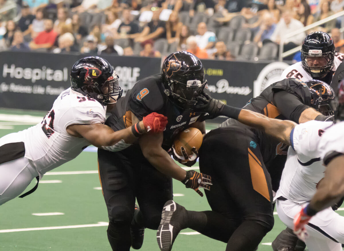 Orlando Predators AT Arizona Rattlers