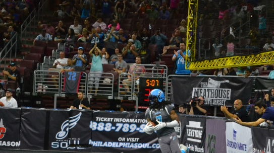 INSIDER: Darius Reynolds' Six Touchdowns Send Philadelphia To Second Straight Arena Bowl